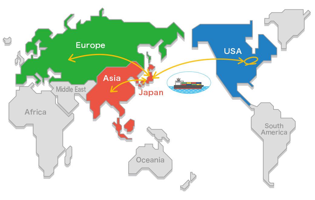 Auto Parts Logistics Business Division [Outside Sales